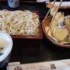 橘 - 料理写真:天ぷらせいろ蕎麦