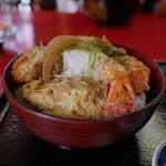 中華料理 春き - エビ重