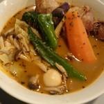 Beyond Age - 正統派の美味しいスープ