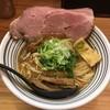 極麺 青二犀 - 料理写真:味噌ラーメン(ツイッター限定メニュー)