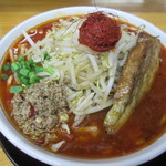 75571201 - ラーメン誤爆+麺大盛り