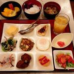 75571236 - ニューオーサカホテルの朝食ビュッフェ