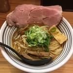 極麺 青二犀 - 味噌ラーメン(ツイッター限定メニュー)