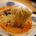 希須林 - ☆やや細麺\(^o^)/☆
