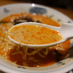 希須林 - ☆ピリ辛のスープ(^◇^)☆