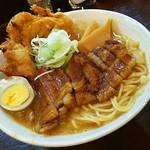 らーめん 五ノ神精肉店 -