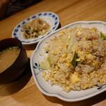 希須林 - ☆ランチの炒飯セット(#^.^#)☆