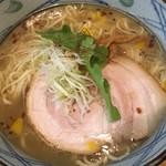 塩元帥 - 塩らーめん(´∀`)塩元帥 麺大