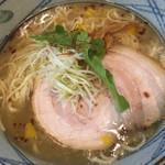 塩元帥 - 塩らーめん(´∀`)麺大