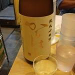 福島壱麺 - からはし純米吟醸夢の香(福島県)