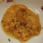 福島壱麺 - チーズタッカルビ鍋-〆雑炊