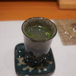 鮨 おさむ - 蜆のスープ