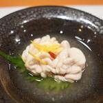鮨 おさむ - 鱈の白子