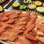 あきちゃん - 料理写真:タンと若鶏。
