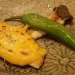 北の味物語 わたなべ - 焼き魚は甘味噌