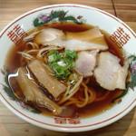 中嘉蕎麦 瞭然 - 中嘉蕎麦(小)480円