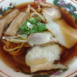 中嘉蕎麦 瞭然 - 中嘉蕎麦(小)