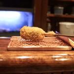 串かつ あーぼん - ☆牛フィレ肉