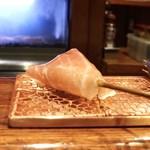 串かつ あーぼん - ☆生ハムとチーズ