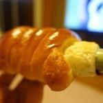 二方蒲鉾 - 料理写真:コレがちくわパン