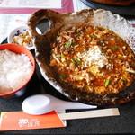 Fanfan - 麻婆豆腐ランチセット