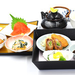 味喰笑 - 11月の東山御膳1,450円(税込)