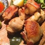 大和肉鶏 鉄板焼き 100g