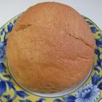 山里の自然なパン エンゼル - 料理写真:チョコメロンパン150円。