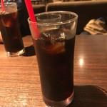 cafe&dining ballo ballo - アイスコーヒー