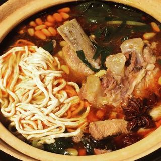 琉球伝統料理がパワーアップ!超お勧めターチの【肉骨茶】旨‼︎