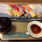 和楽 - にぎり寿司♪