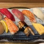 和楽 - お寿司(アップ)♪