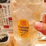 炉端 魚助 - 角シュワおかわり(^^)