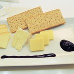 赤白 - チーズ自分焼き