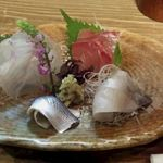 魚菜いとう - くえ かじき 新子 えぼ鯛