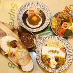 ルー&スープカレー ボナンザ - 料理写真: