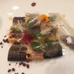 La Chic - 前菜6  秋刀魚