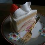 75591623 - 「いちごのショートケーキ」