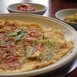 中華料理 普門 - チヂミ
