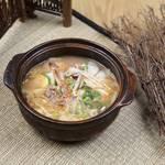 中華料理 普門 - 味噌チゲ