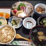 たかはし - 料理写真:刺身定食