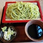 美加和屋 - 料理写真:もりそば500円