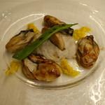 リストランテ・マッサ - 牡蠣