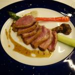 リストランテ・マッサ - 鴨胸肉
