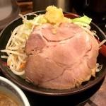 三田製麺所 - 背脂濃厚 つけ麺 番長の麺