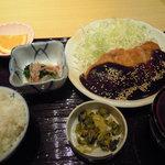名古屋有松 うなさく - 味噌かつ御膳