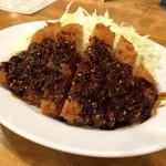 Nagoyamisodoteko - 味噌カツ(三元豚ロース)700円