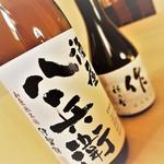 喜久屋 - ドリンク写真:魚介に合う三重の地酒をどうぞ