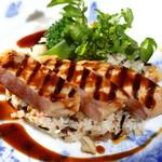 レストラン クララ - 【SPFポークとワイルドライスを味わうコース】メイン
