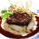レストラン クララ - 【5時間煮込んだ和牛ホホ肉コース】メイン